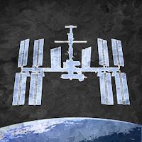 نرم افزار دیدن زمین از ایستگاه فضایی آیکون