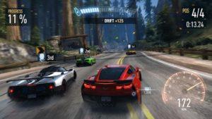 تصویر محیط Need for Speed™ No Limits v4.6.31