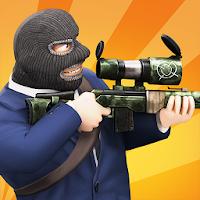 بازی تک تیرانداز:هدف گرفتن دزد ها آیکون