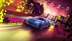 تصویر محیط Need for Speed™ No Limits v4.9.1
