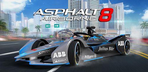 Asphalt 8: Airborne v5.5.1a