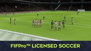 تصویر محیط Dream League Soccer 2021 v8.06
